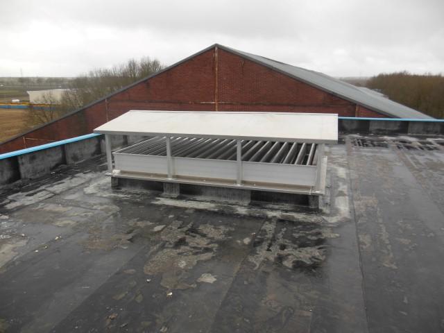 natuurlijke ventilatie onderhoud